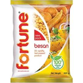 Fortune Chana Besan 500 gm
