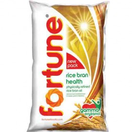 Fortune Refined Rice Bran Oil 1 Lt