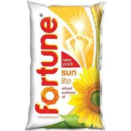 Fortune Refined Sunflower Oil 1L
