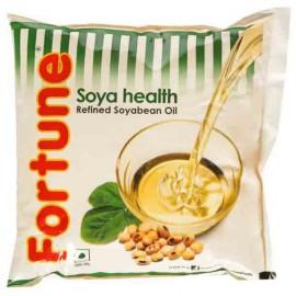 Fortune Soya Health Refined Soyabean Oil 500 ml