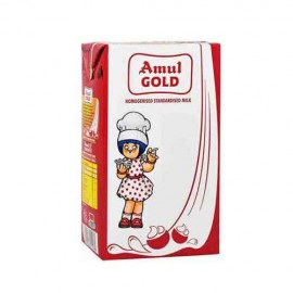 Amul Gold Homogenised Milk 1 L