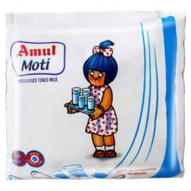 Amul Moti Homogenised Toned Milk 450 ml
