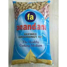 Anandam Badam Oil 1 ltr.