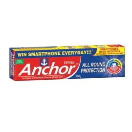 Anchor White All Round Protection Tooth Paste 200 gm