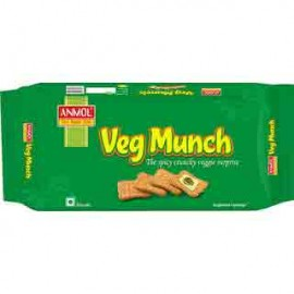 Anmol Veg Munch Biscuit 150 gm