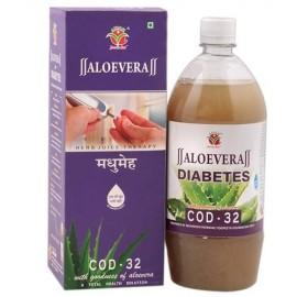 Axiom Aloevera Juice For Diabetes Cod - 32 1 ltr