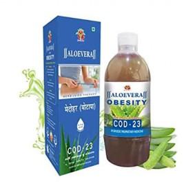 Axiom Aloevera Juice For Obesity Cod - 23 1 ltr