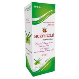 Axiom Mukti Gold Aloevera Lotion 100 ml
