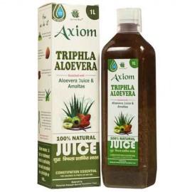 Axiom Triphala Aloevera Juice