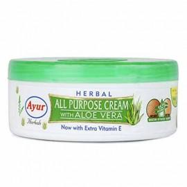 Ayur Herbal All Purpose Cream With Aloe Vera