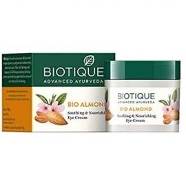 Biotique Bio Almond Soothing & Nourishing Eye Cream 15 gm