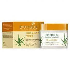 Biotique Bio Aloevera 30+ SPF UVA/UVB Sunscreen Ultra Soothing Face Cream