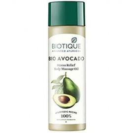 Biotique Bio Avocado Stress Relief Body Massage Oil