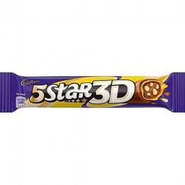 Cadbury 5 Star 3D Chocolate 45 gm