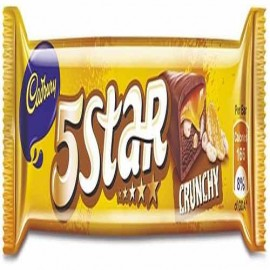 Cadbury 5 Star Crunchy Chocolate