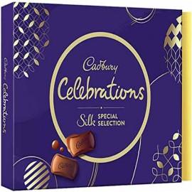 Cadbury Celebrations Silk Special Selection 173 gm