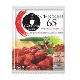 Chings Secret Chicken 65 Miracle Masala 25 gm