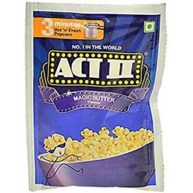 Act II Magic Butter Flavour Popcorn 40 gm