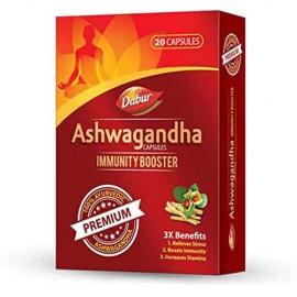 Dabur Ashwagandha 20 cap