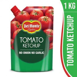 Del Monte No Onion No Garlic Tomato Ketchup 1 Kg