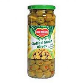 Del Monte Olive Green Stuffed 235 gm