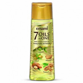 Emami 7 In One Non Sticky Hair Oil  200 ml