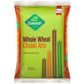 Ganesh Whole Wheat Chakki Atta 5 kg