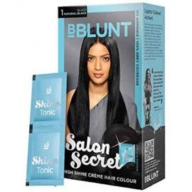 B Blunt Salon Secret Creme Hair Colour 40 gm