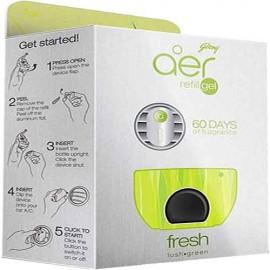 Godrej Aer Click Fresh Lush Green Air Freshener Refill 10 ml