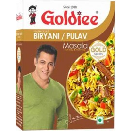 Goldiee Biryani Pulao Masala 50 gm