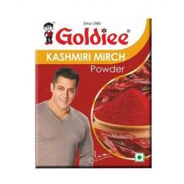Goldiee Kashmiri Mirch Powder 100 gm