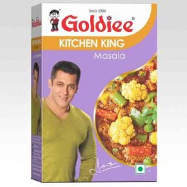Goldiee Kitchen King Masala 50 gm