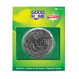 Good Home Stainless Steel Scrubber