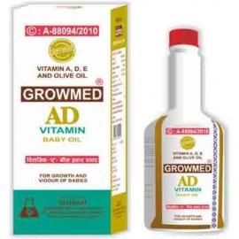 Growmed AD Vitamin Baby Oil