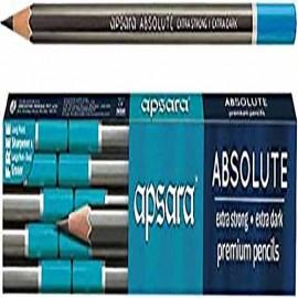 Apsara Absolute Extra Strong Premium Pencils 1pkt
