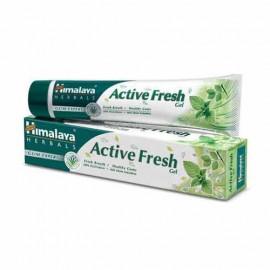 Himalaya Active Fresh Gel Sauf & Mint Toothpaste 80 gm
