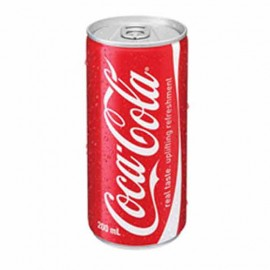 Coco cola can 200ml