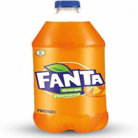 Fanta Orange Flavoured 2.25 ltr