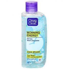 Clean & Clear Aqua Splash Face Wash