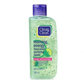 Clean & Clear Morning Energy Apple Face Wash 100 ml