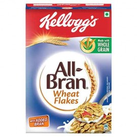 Kelloggs All Bran Wheat Flakes 425 gm