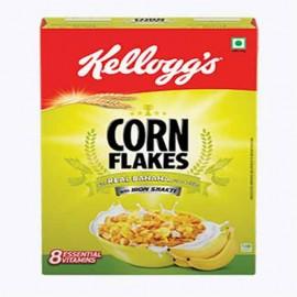 Kelloggs Corn Flakes With Real Banana Puree & Chips 300 gm
