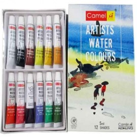 Camel Water Colour 12 Shades