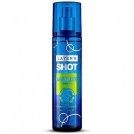 Layer Shot Absolute Series CrazeFragrance Body Spray 135 ml