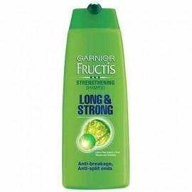 Garnier Fructis Long & Strong Shampoo 175 Ml
