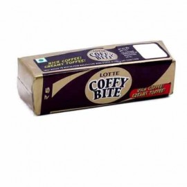 Lotte Coffy Bite Toffee 23 gm