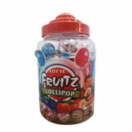 Lotte Fruit Jelly Lollipop