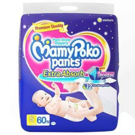Mamy Poko Pants Extra Absorb S