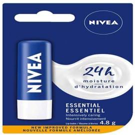 Nivea Essential Lip Care 4.8 gm