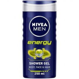 Nivea For Men Energy Shower Gel 250 ml